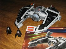 Lego Star Wars Sith Fury-Class Interceptor 9500 in Lackland AFB, Texas