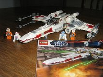 Lego Star Wars X-wing 9493 in Fort Sam Houston, Texas