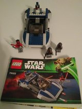 Lego Star Wars Mandalorian Speeder 75022 in Lackland AFB, Texas