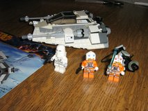 Lego Star Wars Snow Speeder 75049 in Fort Sam Houston, Texas