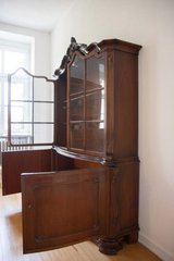 Antique china cabinet in Ramstein, Germany