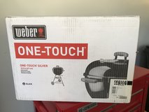 Weber One Touch 18.5in Grill - New in Box in Naperville, Illinois