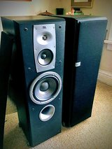 JBL N38II FLOORSTANDING SPEAKERS in DeKalb, Illinois