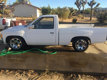 95' Nissan Hardbody in Yucca Valley, California