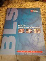BLS student manual for CPR class in Alamogordo, New Mexico