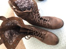 Fall Boots in Fort Campbell, Kentucky