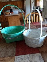Baskets in Alamogordo, New Mexico