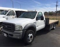 Ford F-550 Diesel Transport with 3 or 4 Car trailer in Vacaville, California