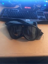 Old School Army Goggles in Ramstein, Germany