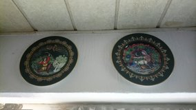 Decorative Plates-(Located in Schallodenbach) in Ramstein, Germany