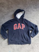Gap Navy Hoodie Jacket boys  6 / 7 in Clarksville, Tennessee