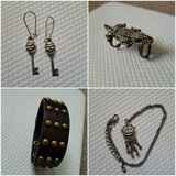Various jewelry in Fort Leonard Wood, Missouri