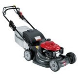 GREAT NEW STYLE HONDA HRX 217 MOWER WITH BAG SERVICE MANUAL READY TO WORK in Sandwich, Illinois