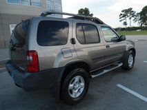 03 Nissan Xterra low miles in Kingwood, Texas