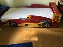 Race car bed in Stuttgart, GE
