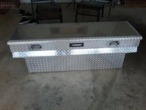 husky diamond plate truck toolbox in Warner Robins, Georgia