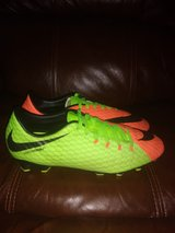 Nike soccer cleats in Fort Hood, Texas