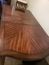 dining table pick by RAFB has additional extension in Perry, Georgia
