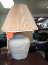 Lamp with shade in Alamogordo, New Mexico