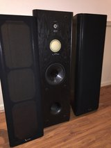 Infinity Kappa 6.1 Series II Tower Speaker Pair in Lockport, Illinois