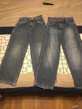 4 Pairs Size 10 Boys Jeans in Alamogordo, New Mexico