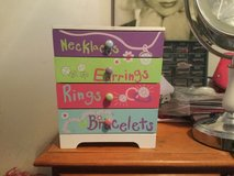 kids and teens jewelry box with drawers in Sugar Grove, Illinois