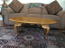 Broyhill coffee table with 2 matching end tables in Perry, Georgia