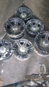 itp ss rims off a trex side by side in DeRidder, Louisiana