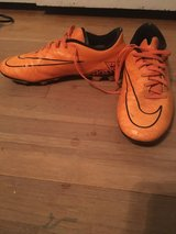 Size 8 Nike soccer cleats in Alamogordo, New Mexico