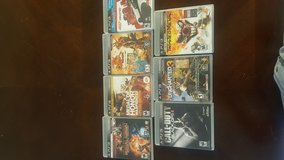 7 new ps3 games in Temecula, California