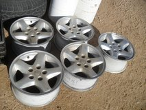 ###  Jeep Wheels  ### in Yucca Valley, California