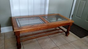 Solid Oak Coffee Table in Perry, Georgia
