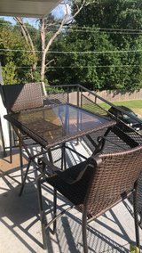 Patio table in Tinley Park, Illinois