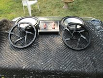 Sub N Amp Kit For Car Or Truck in Westmont, Illinois