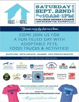 Howls for Homes Pet Adoption and Fundraiser in Sugar Grove, Illinois