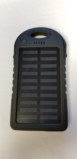 Solar  Waterproof Mobile Phone Charger in Sugar Grove, Illinois