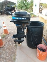 Mercury 40 hp outboard in Alamogordo, New Mexico