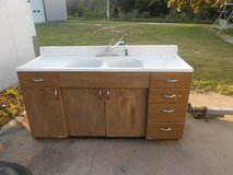 vintage sink base & counter top in Fort Leonard Wood, Missouri