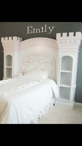 Custom Castle Full Bed and Dresser in Liberty, Texas