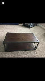 New coffee table in Liberty, Texas