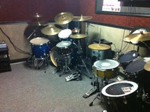 Drum Lessons in Kingwood, Texas