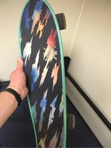 Cruiser Skateboard in Camp Humphreys, South Korea