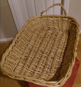 Wicker Basket-K Heavy Weave in Kingwood, Texas