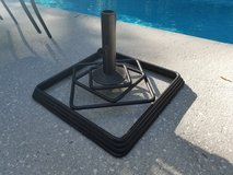Patio Umbrella holder in Beaufort, South Carolina