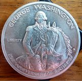 1982D Washington Silver Half Dollar in Baumholder, GE