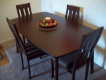 Table and Chairs 5 piece New in the boxes. in Cincinnati, Ohio