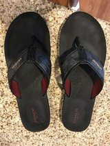 Coach Black FlipFlops in Oswego, Illinois