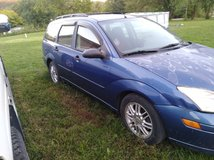 2002 Ford focus in Fort Leonard Wood, Missouri