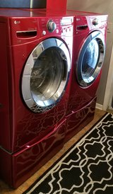 LG Washer and Dryer set in Bolingbrook, Illinois