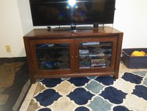 Beautiful wood tv stand in Fort Leonard Wood, Missouri